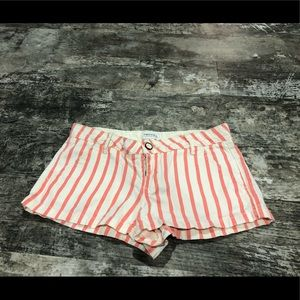 Hot Hot 🔥Forever 21 Striped Shorts
